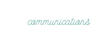 Camille Thériault communications Logo